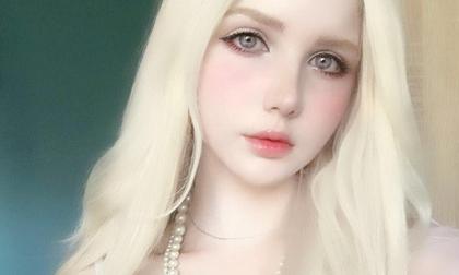 Hot girl 19 tuổi xinh như búp bê, được gọi là 'tiên nữ giáng trần'