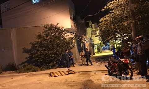 Người đàn ông chạy xe máy bất ngờ đột tử ở Sài Gòn