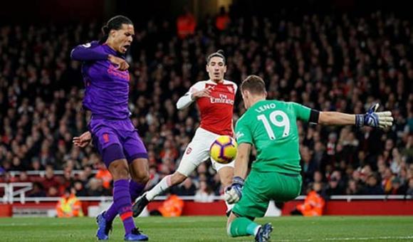 Arsenal - Liverpool: Đáp trả dữ dội, tuyệt phẩm phút 82 - 1