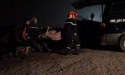 Danh tính nạn nhân trong vụ xe Mercedes lao xuống sông Hồng