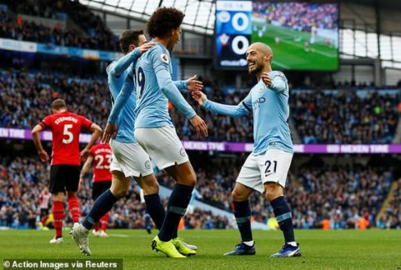 Man City - Southampton: 18 phút thăng hoa khơi màn