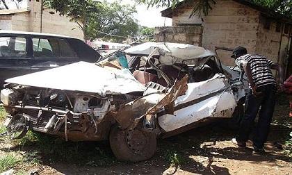 Cảnh tượng con cháu chết do lái xe say rượu khiến người mẹ phát bệnh tâm thần
