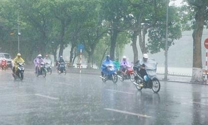 Dự báo thời tiết 7/11: Bắc Bộ chuyển mưa rét