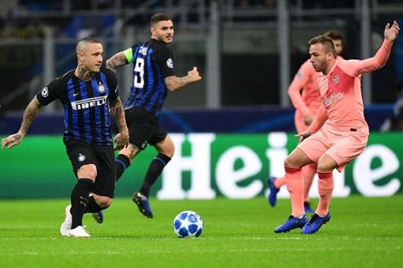 Inter Milan - Barcelona: Ngôi sao đua tài bốc lửa đoạn cuối - 1