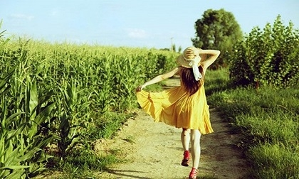 Bạn tồn tại không phải để gây ấn tượng với thế giới, bạn sinh ra để sống một cuộc đời hạnh phúc