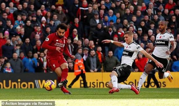 Liverpool - Fulham: Ngôi sao mở khóa bàn thắng tinh quái - 1