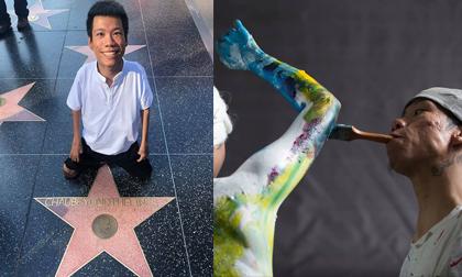 Người Việt Nam đầu tiên được vinh danh trên Đại lộ Danh vọng Hollywood là ai?