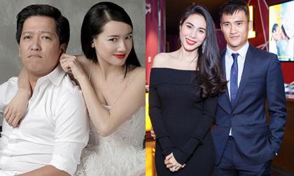 Nỗi thống khổ của các anh chồng sao Việt: Cưới vợ xong túi chẳng có nổi một đồng!