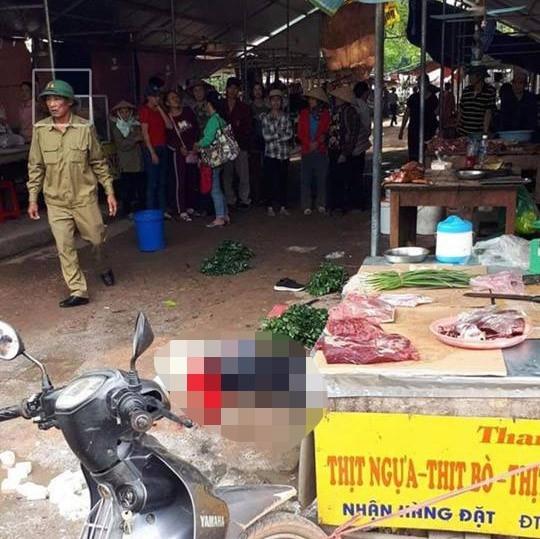 Cô gái bán đậu bị bắn tử vong từng nhắn tin qua lại với kẻ nổ súng - Ảnh 2.