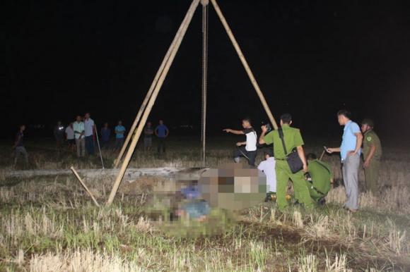 Tin mới nhất vụ 4 công nhân bị điện giật chết khi dựng cột viễn thông - 1