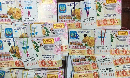 """Mua """"chơi"""" 80 tờ vé số, người đàn ông ở Tây Ninh trúng hơn 19 tỷ đồng"""