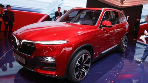Giá lăn bánh các mẫu xe VinFast: Xe cỡ nhỏ Fadil từ 436 triệu đồng - 3
