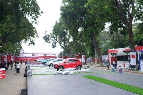 Giá lăn bánh các mẫu xe VinFast: Xe cỡ nhỏ Fadil từ 436 triệu đồng - 1