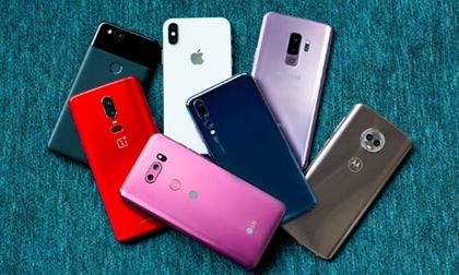 Top smartphone siêu 'hot' giảm giá ngày thứ 6 đen tối
