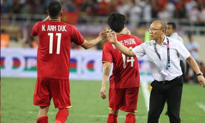 ĐT Việt Nam 'biến ảo' cùng Park Hang Seo: Sáng cửa tranh vàng AFF Cup
