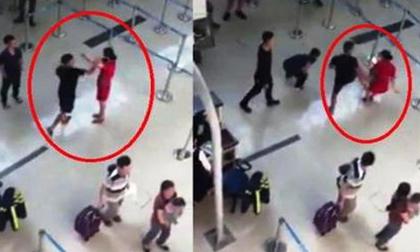 Con trai nguyên chủ tịch huyện tham gia đánh nữ nhân viên hàng không