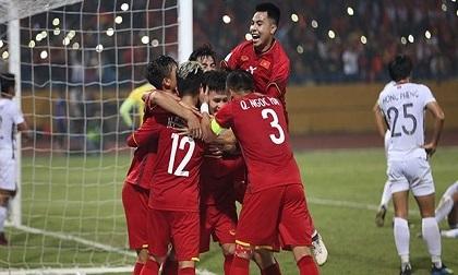 Tuyển Việt Nam: Là thầy Park hẹn đấu Thái Lan chung kết AFF Cup 2018