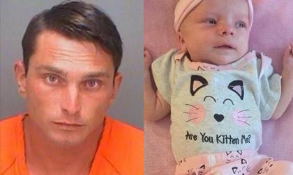 Mỹ: Giết con của vợ chỉ vì không muốn thay bỉm