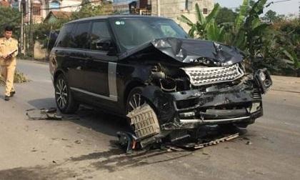 Đang đứng bên đường, nữ hiệu trưởng bị xe sang Range Rover tông tử vong
