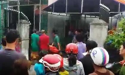 Vụ phó phường đội bắn chết phó chủ tịch HĐND phường: Mâu thuẫn tình cảm?