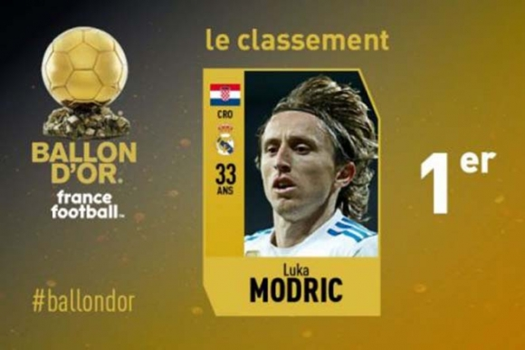 Trao giải Quả bóng Vàng: Modric và Mbappe được vinh danh - 3