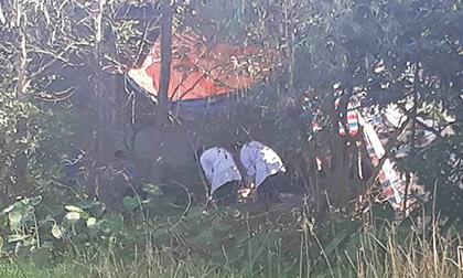 Phát hiện tử vong trong ao nhà sau khi chém hàng xóm trọng thương