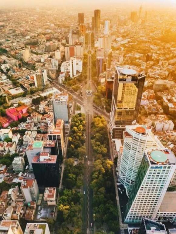Lạc lối tại những điểm đến đẹp nhất Mexico - 4