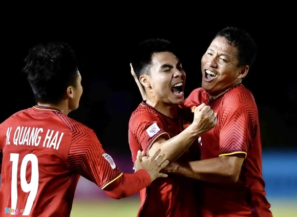 Viet Nam vs Philippines: 10 nam sau Calisto, thay Park se lap ky cong? hinh anh 1