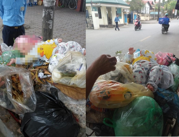 Cộng đồng mạng - Mẹ bỏ con ở thùng rác, người bố bí ẩn là ai?
