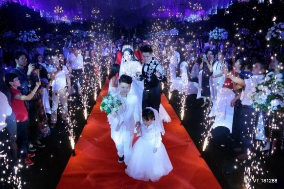 Chân dung cô dâu 2 con trong đám cưới 4 tỷ rúng động Thái Nguyên - 1