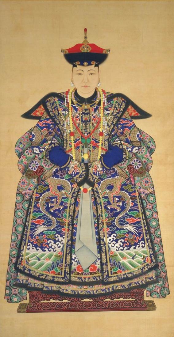 Cung nữ nổi tiếng nhất triều Thanh
