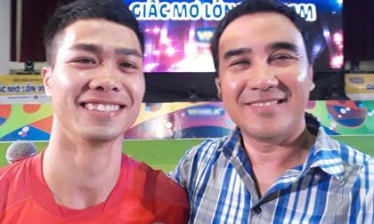 Việt Nam vào chung kết: Sao Việt đồng thanh gọi tên Công Phượng, rần rần 'đi bão'