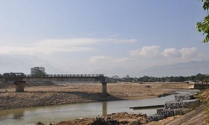 Cầu Ngòi Thia sập làm 8 người bị cuốn trôi được xây lại