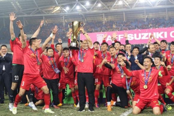 """Vô địch AFF Cup 2018, """"mưa"""" tiền thưởng dành cho đội tuyển Việt Nam - 2"""