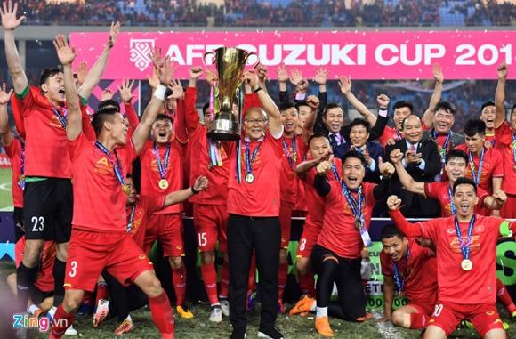 'Asian Cup la thuoc do xem doi tuyen Viet Nam da di duoc bao xa' hinh anh 1