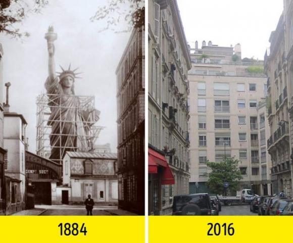 Nhìn những bức ảnh này mới thấy thế giới đã thay đổi quá nhiều suốt 100 năm qua - 5