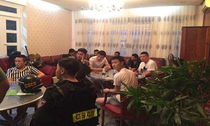Bắt nhóm người Trung Quốc phạm tội sử dụng công nghệ cao