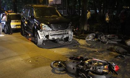 Hé lộ bất ngờ về nhân thân nữ tài xế Lexus gây tai nạn liên hoàn ở Tây Hồ