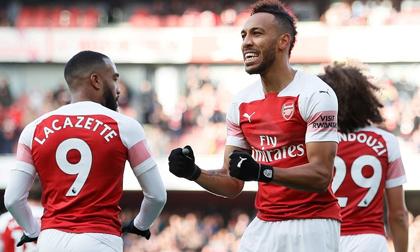 Arsenal - Burnley: Rượt đuổi nghẹt thở, định đoạt phút bù giờ