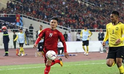 Ít cơ hội cho tuyển Việt Nam ở Asian Cup?