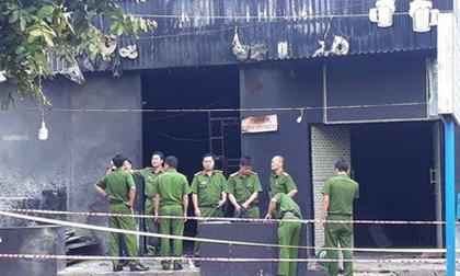 Vụ cháy làm chết 6 người: Cơ sở chưa được cấp phép sửa chữa và cấp phép an toàn PCCC