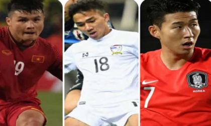 5 sao đáng xem nhất ASIAN Cup: Quang Hải sánh ngang sao 1300 tỷ đồng