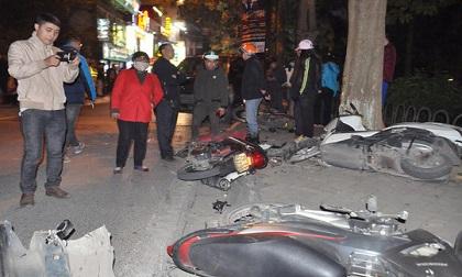 Lý do chưa khởi tố vụ nữ tài xế xe Lexus tông liên hoàn trên phố Hà Nội