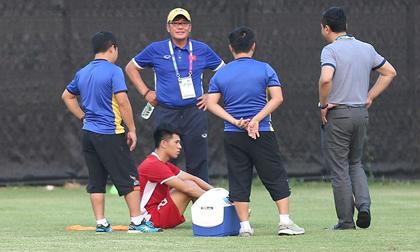 Tuyển Việt Nam: Đừng để Đình Trọng gây tiếc nuối như Tuấn Anh...