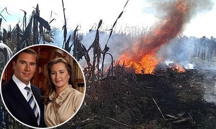 Rơi máy bay, nữ thống đốc của gia đình quyền lực bậc nhất Mexico thiệt mạng