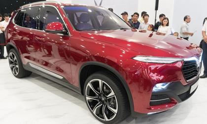 VinFast sắp tăng giá loạt xe ôtô và xe máy điện từ tháng 1/2019