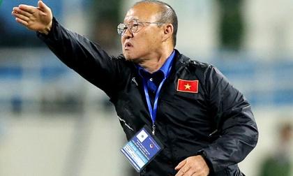 Dư âm ĐT Việt Nam 1-1 ĐT CHDCND Triều Tiên: Nếp nhăn trên trán thầy Park