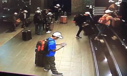 Những hình ảnh của 152 du khách Việt biến mất ở Đài Loan: Vào khách sạn 1 giờ để thay quần áo rồi bỏ trốn