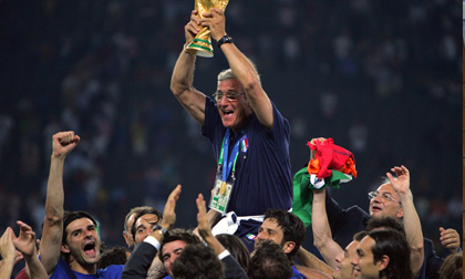 Marcello Lippi và dàn HLV lừng danh ở giải Asian Cup 2019