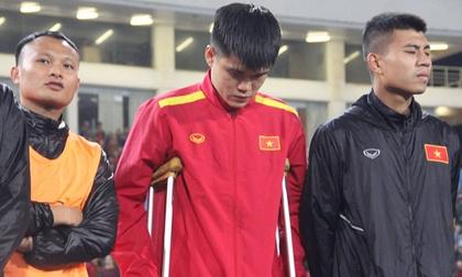 NÓNG: Lộ diện danh sách 4 cầu thủ bị loại khỏi ĐT Việt Nam